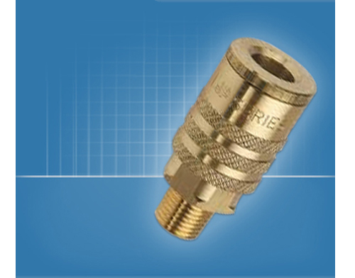 """Jamec Pem 1//4/""""Coupling Kit For Fitted Air Hose Nitto Equivalent"""
