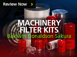 Machinery Filter Kits