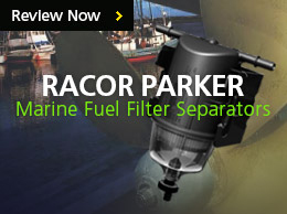 Racor Parker Fuel Filter Water Separators